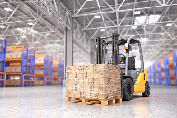 Logística interna y gestión de almacenes